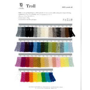 Troll fargekart