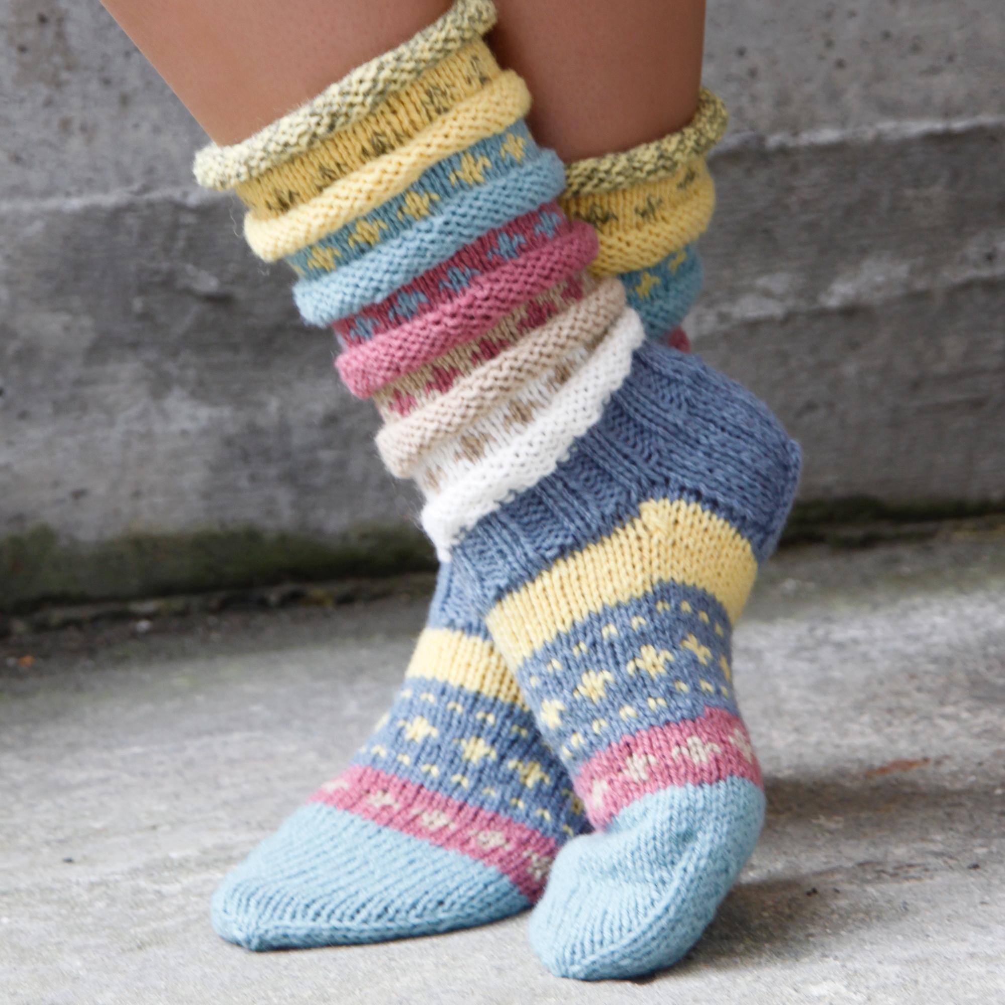 Tutti Frutti-sokken