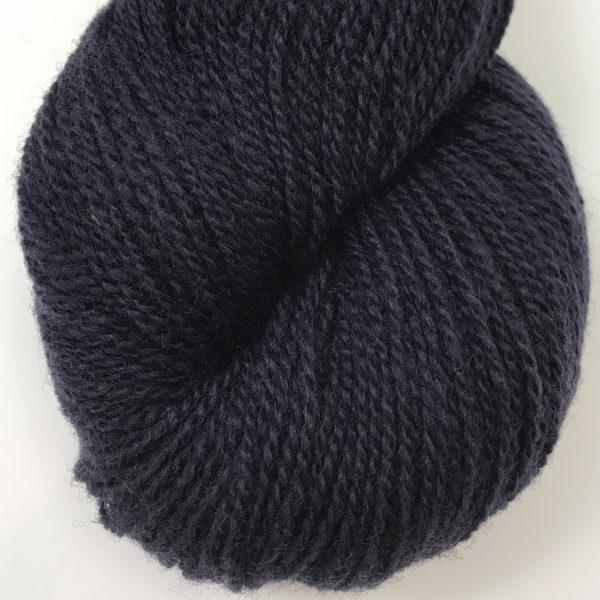Ask ullgarn, mørk blåfiolett