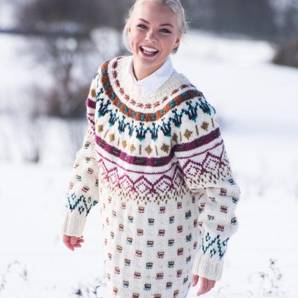 Fridas meksikanske genser