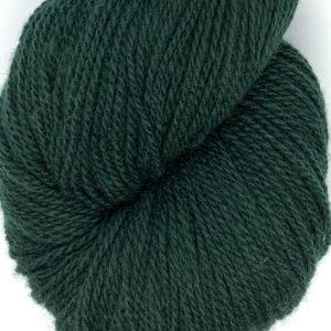 Mørk grønn
