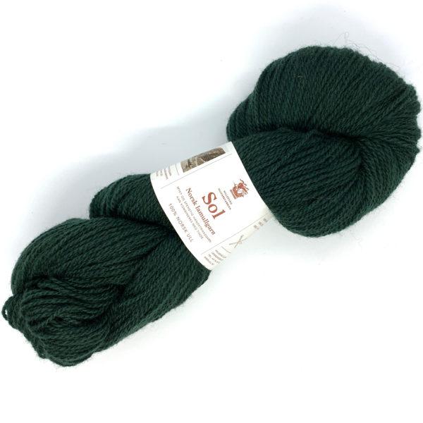 58418 mørk grønn