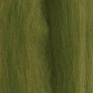 Merinoull Tops, mørk olivengrønn