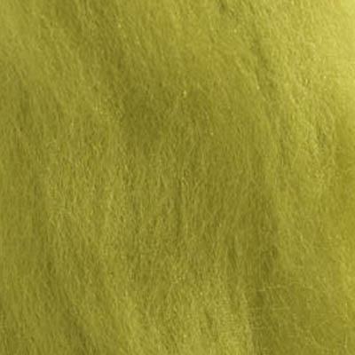 Merinoull Tops, gulgrønn
