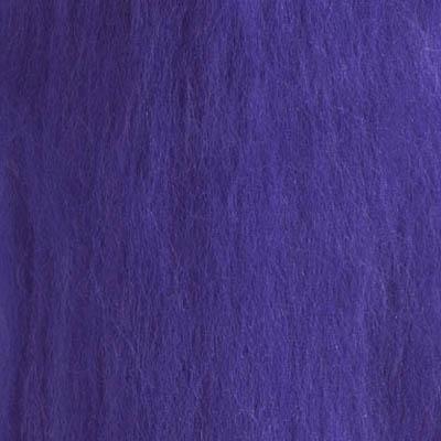 Merinoull Tops, mørk lavendel