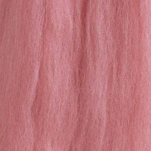Merinoull Tops, dempet rosa