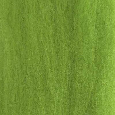 Merinoull Tops, skarp grønn
