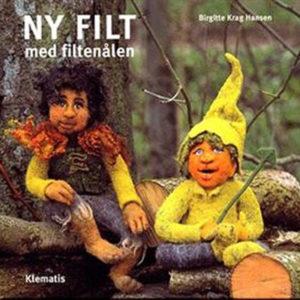 Ny filt med filtenålen - Birgitte Krag Hansen
