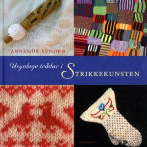 Usynlege trådar i strikkekunsten