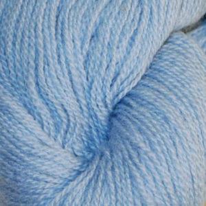 Ask -  Hifa 2 Ullgarn, lys blå