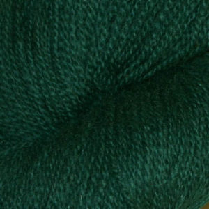 Ask -  Hifa 2 Ullgarn, mørk blålig grønn
