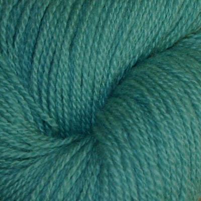 Ask -  Hifa 2 Ullgarn, blågrønn