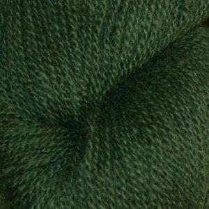 Ask -  Hifa 2 Ullgarn, jaktgrønn