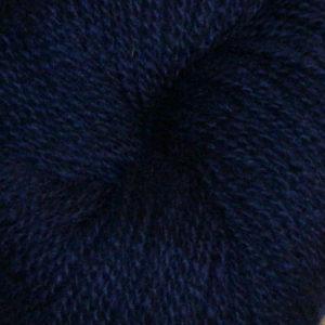 Ask -  Hifa 2 Ullgarn, mørk marineblå
