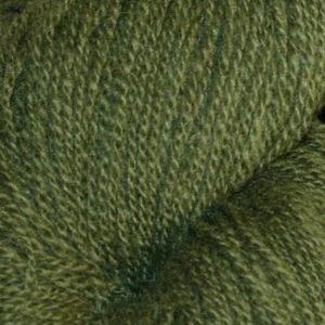 Ask -  Hifa 2 Ullgarn, mosegrønn