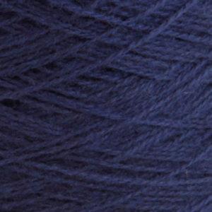 Ask - Hifa 2 Ullgarn,, lys marineblå - spolt