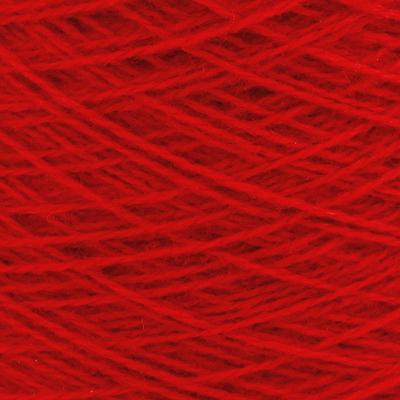 Ask - Hifa 2 Ullgarn, rød (kald) - spolt