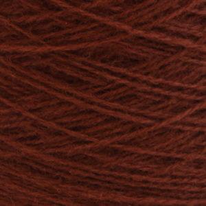 Ask - Hifa 2 Ullgarn,  lillabrun - spolt