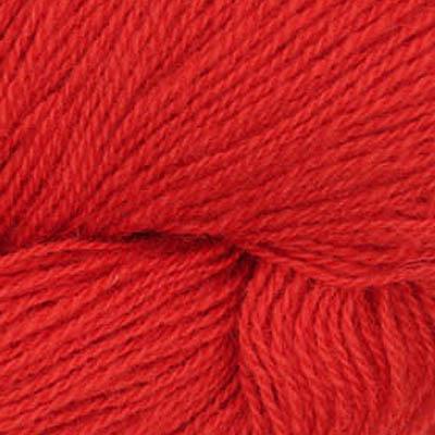 Frid - Vevgarn tynt, klar varm rød