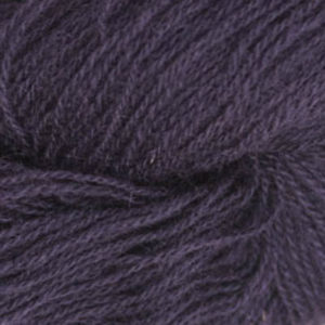 Frid - Vevgarn tynt, mørk blåfiolett