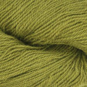 Frid - Vevgarn tynt, lys olivengrønn
