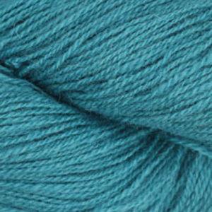 Frid - Vevgarn tynt, støvet sjøblå