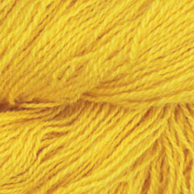 Frid - Vevgarn tynt, gul