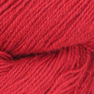 Frid - Vevgarn tynt, kald rød