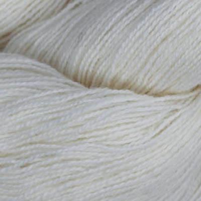 Frid - Vevgarn tynt, bleket hvit