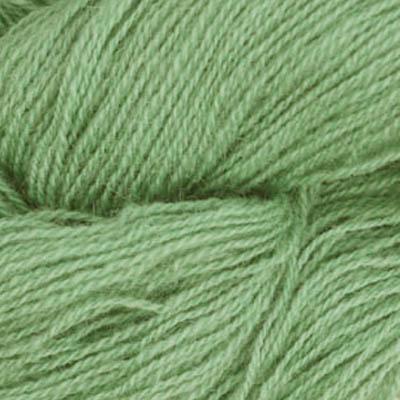 Frid - Vevgarn tynt, falmet kald grønn