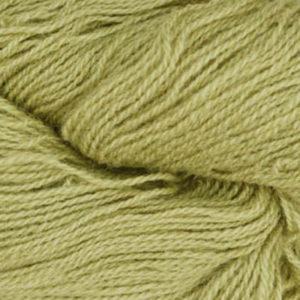 Frid - Vevgarn tynt, blek gulgrønn