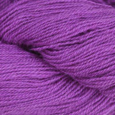 Frid - Vevgarn tynt, dyp fiolett