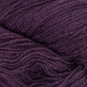 Frid - Vevgarn tynt, mørk lilla
