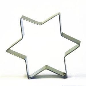 Form til filting - Stjerne