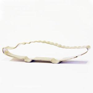 Form til filting - Krokodille