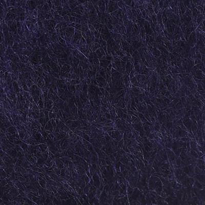 Kardet ull, mørk fiolett