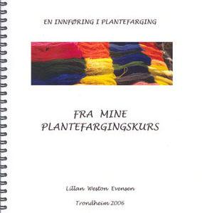 En innføring i plantefarging - Fra mine plantefargingskurs