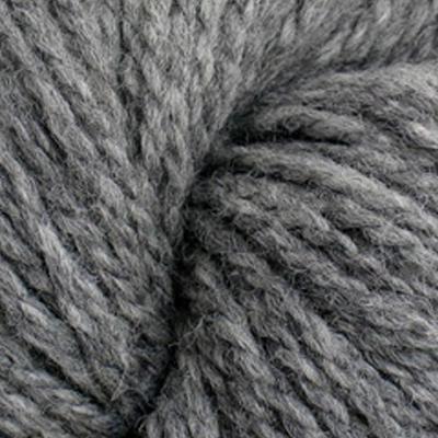 Trollgarn, melert mørk grå