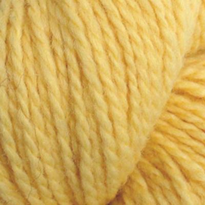 Trollgarn, lys gul