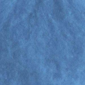 Kardet Supermerino, turkisblå