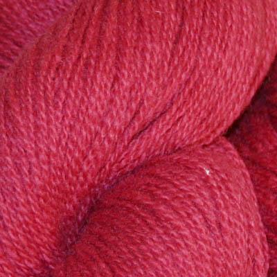 Ask -  Hifa 2 Ullgarn, mørk rosa