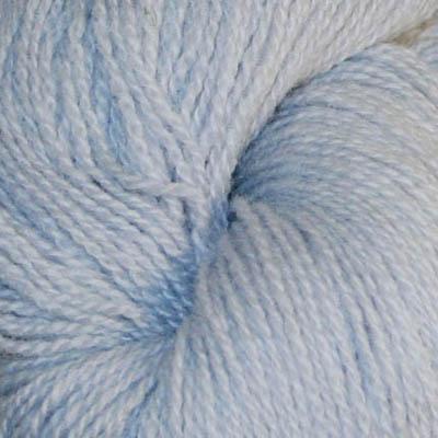 Ask -  Hifa 2 Ullgarn, lys blågrå