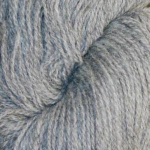 Ask -  Hifa 2 Ullgarn, melert grå