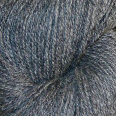 Ask -  Hifa 2 Ullgarn, melert mørk grå