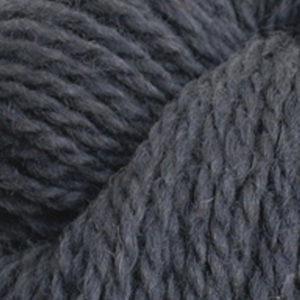 Trollgarn, mørk grå