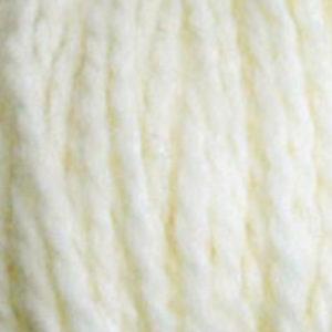 Trollgarn, halvbleket hvit