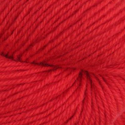 Fjell - Sokkegarn 3, rød