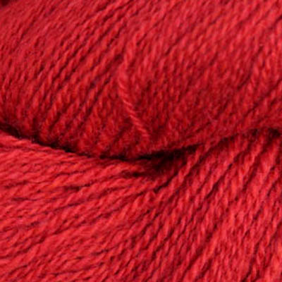 Fjell - Sokkegarn 3, bonderød