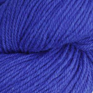 Fjell - Sokkegarn 3, kobolt blå