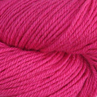 Fjell - Sokkegarn 3, dyp rosa